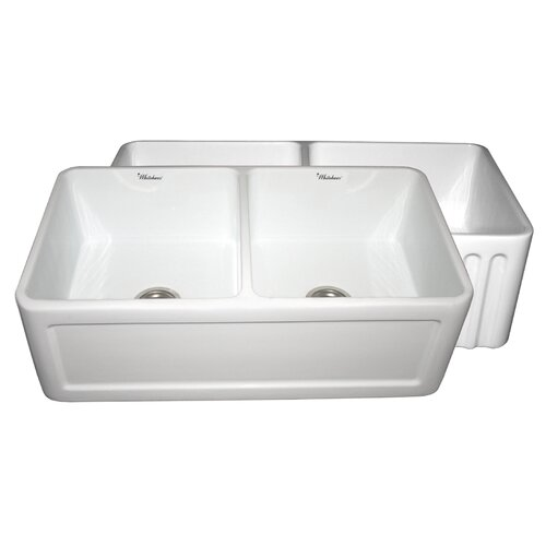 33 Farmhouse Sink White : ... Collection Farmhaus 33