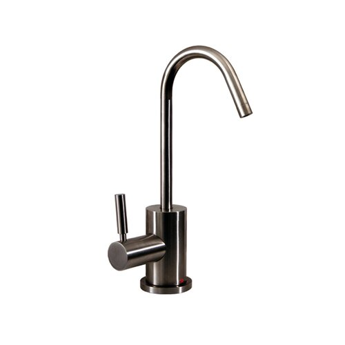 Whitehaus Collection Forever Hot One Handle Single Hole Kitchen Faucet