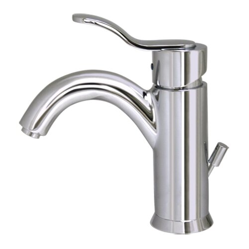 Whitehaus Collection Galleryhaus Single Hole Bathroom Faucet with Single Handle