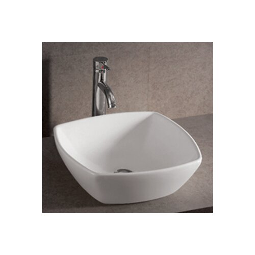 Whitehaus Collection Isabella Single Bowl Bathroom Sink