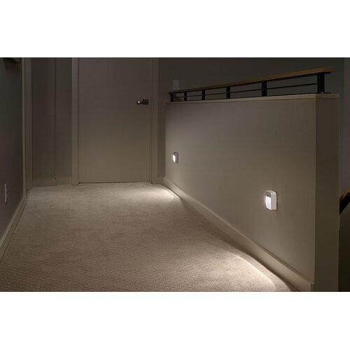Mr. Beams Mr. Beams MB723 Battery-Powered Motion-Sensing LED Stick-Anywhere Nightlight, 3-Pack