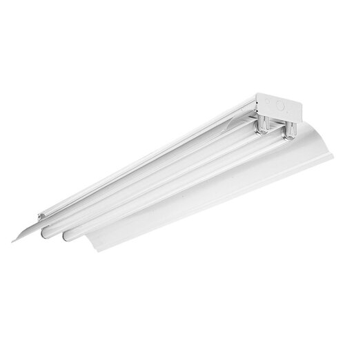 "Deco Lighting Economy Industrial 8"" Two Light Strip Light"