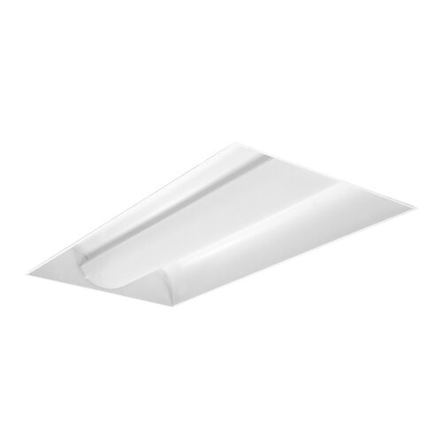 Deco Lighting 28W Direct/Indirect Three Light Recessed Center Lamp