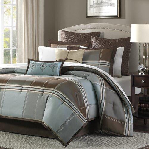 Lincoln Square 8 Piece Comforter Set