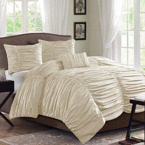 Madison Park Delancey Comforter Set Reviews Wayfair