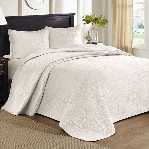 Quebec 3 Piece Bedspread Set