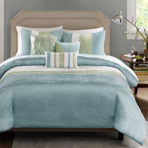 Madison Park Carter 7 Piece Comforter Set