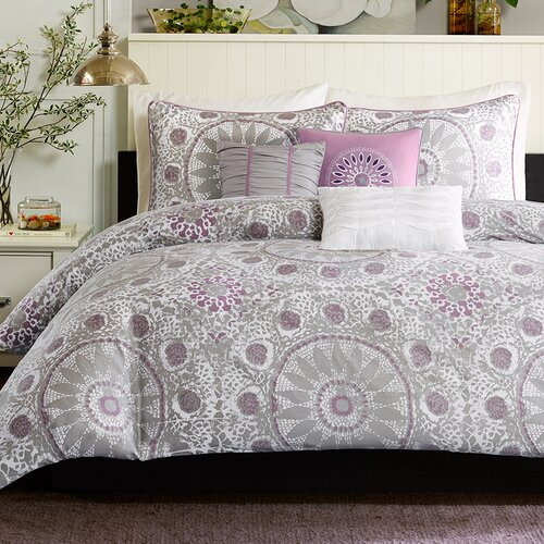 Valencia 6 Piece Duvet Set