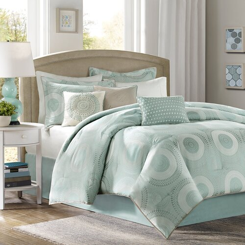 Madison Park Baxter 7 Piece Comforter Set