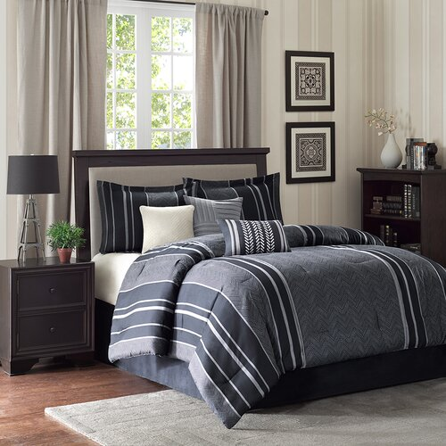Perth 7 Piece Comforter Set