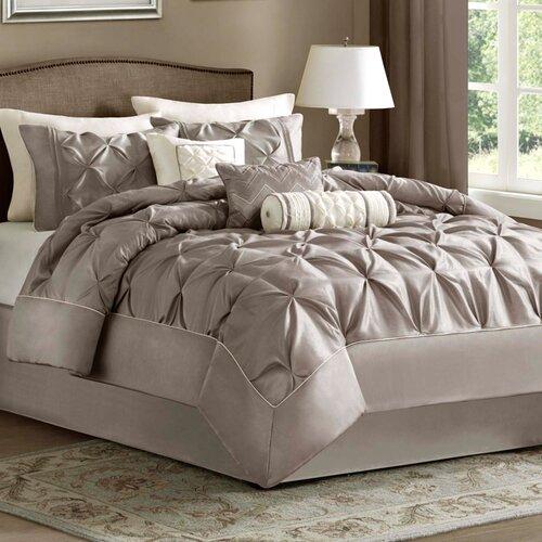 Madison Park Leanne 7 Piece Comforter Set