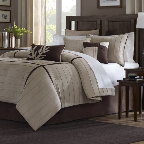 Madison Park Dune 7 Piece Comforter Set