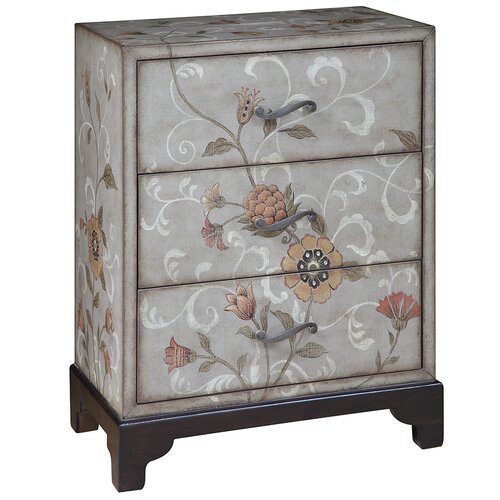 Suzanni 3 Drawer Chest