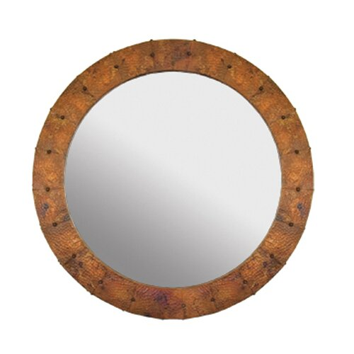 Native Trails, Inc. Tuscany Round Mirror