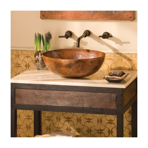 Native Trails Maestro Oval Vessel Bathroom Sink & Reviews Wayfair