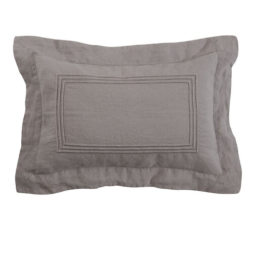 Linen Filled Decorative Pillow