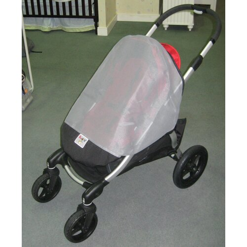 Baby Jogger City Select Single Stroller Sun, Wind and Insect Cover