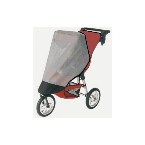 Baby Jogger City Elite Single Stroller Sun Wind and Insect Cover
