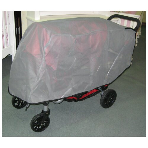 Sasha's Kiddie Products Kolcraft Contours Options/Optima & Universal Express Rider Tandem Stroller Sun, Wind and Insect