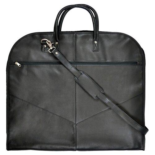 Genuine Leather Garment Bag