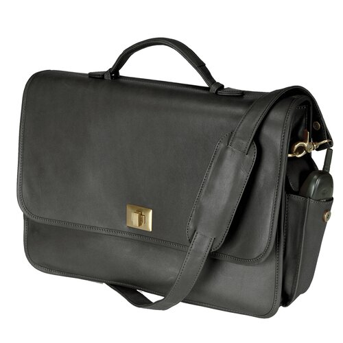 Royce Leather Executive Leather Briefcase