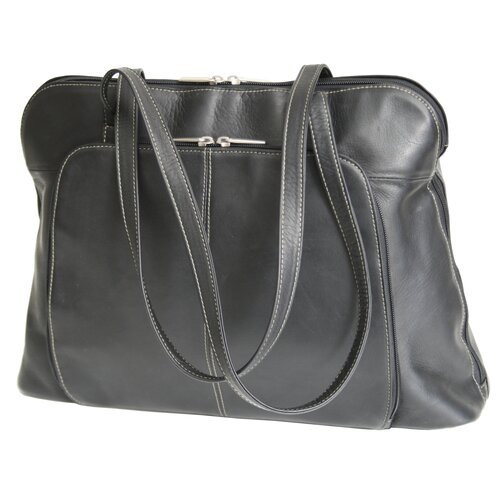 Royce Leather Vaquetta Nappa Ladies' Tote