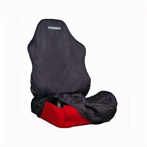 Corbeau Trojan (Seat Savers) - Black