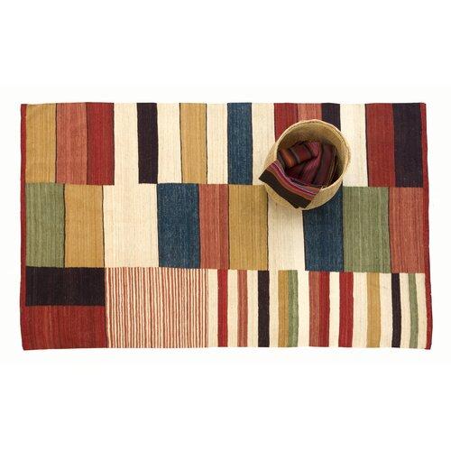 Nanimarquina Medina Multicolor Rug