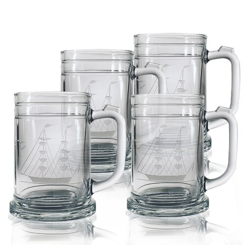 15 oz. Tankard Mug (Set of 4)