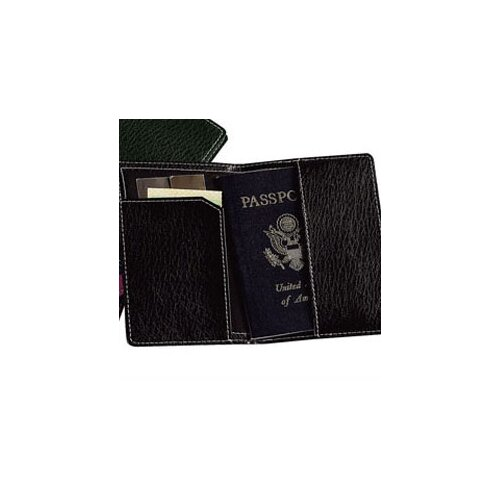 Preferred Nation Leather Passport Cover