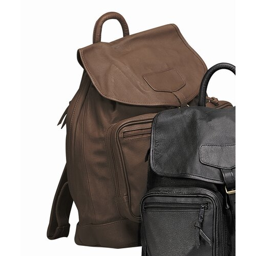 Preferred Nation Leather Backpack