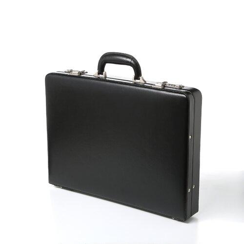 Preferred Nation Bellino Slim Leather Attaché Case