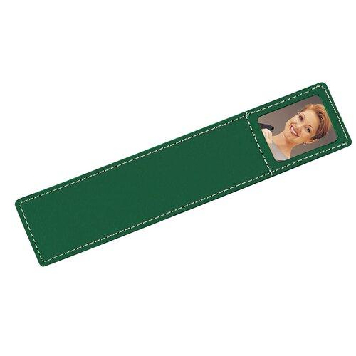 Preferred Nation Leather Bookmark