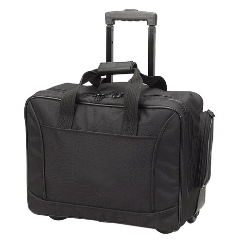 Preferred Nation Travelwell Scan Express Laptop Catalog Case