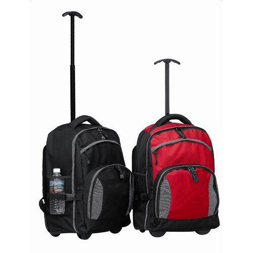 Preferred Nation Tundra Rolling Backpack