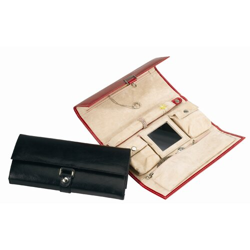 Preferred Nation Bellino Jewelry Roll Pouch