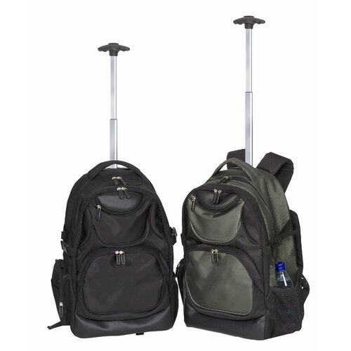 Preferred Nation Concord Rolling Computer Backpack
