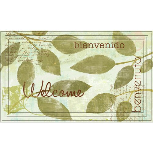 BuyMATS Inc. Naturelles Nature's Inspiration Doormat