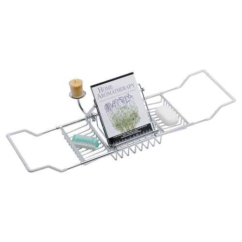 Taymor Industries Inc. Aromatheraphy Bathtub Caddy