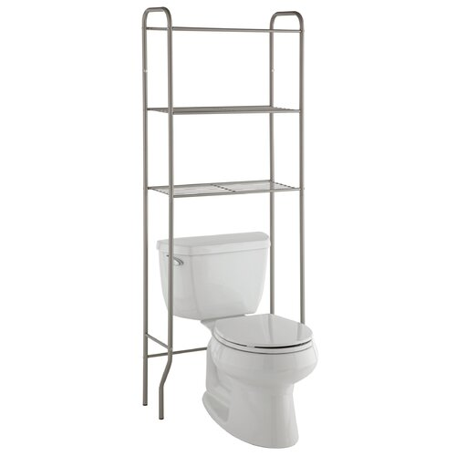 "Taymor Industries Inc. 67"" H x 23.5"" W Bathroom Shelf"