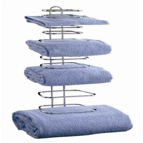 Taymor Industries Inc. Wall Mounted Four Guest Towel Rack