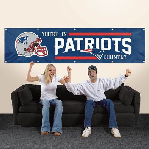 The Party Animal, Inc NFL Giant Banner