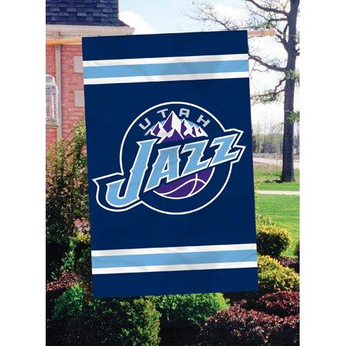 The Party Animal, Inc NBA Appliqué House Flag