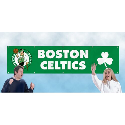 The Party Animal, Inc NBA Giant Banner