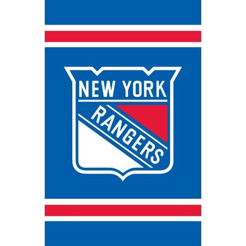 The Party Animal, Inc NHL Appliqué House Flag