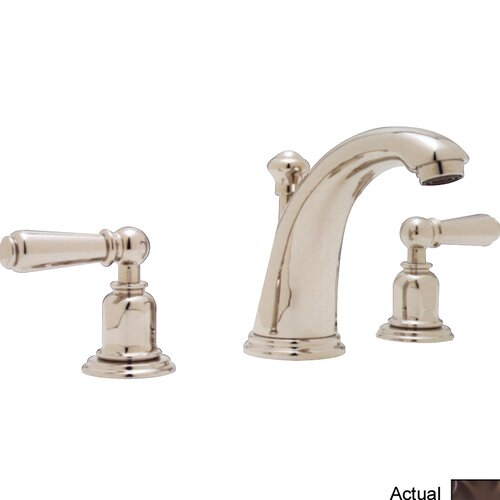 Pegasus 5000 Series Widespread Bathroom Faucet with Double Lever ...