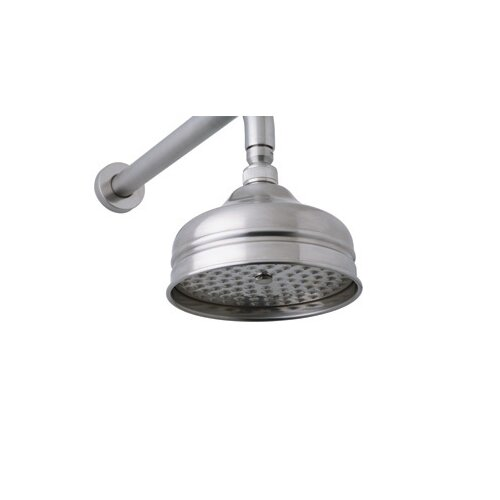 """Rohl 6"""" Traditional Rose Shower Head"""