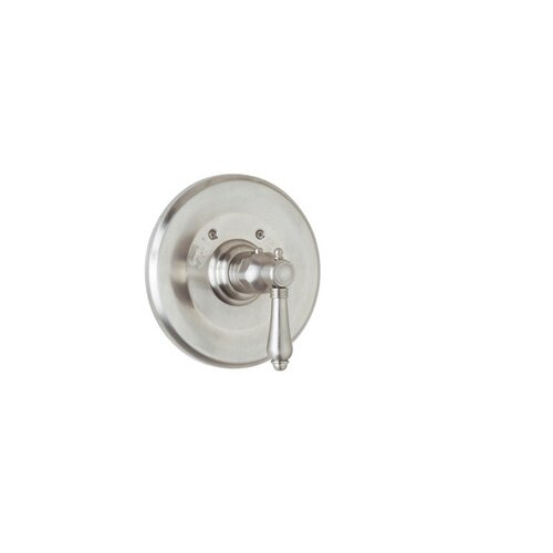 Rohl Thermostatic Faucet Shower Faucet Trim Only with Hex Metal Lever Handle