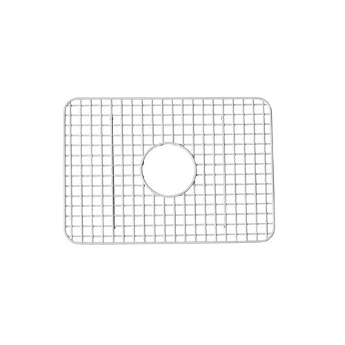 Rohl Wire Sink Grid for Kitchen Sinks in White