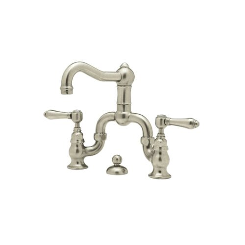 Rohl Bathroom Faucets : Rohl Rohl A1419XM-2 Country Bath Low Lead Bridge Bathroom Faucet with ...